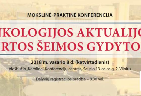 Tradicinė konferencija bendrosios praktikos gydytojams