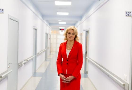 Nacionalinis vėžio institutas 2020-aisiais: nepaisant karantino labai daug pasiekta, sako NVI vadovė prof. Sonata Jarmalaitė