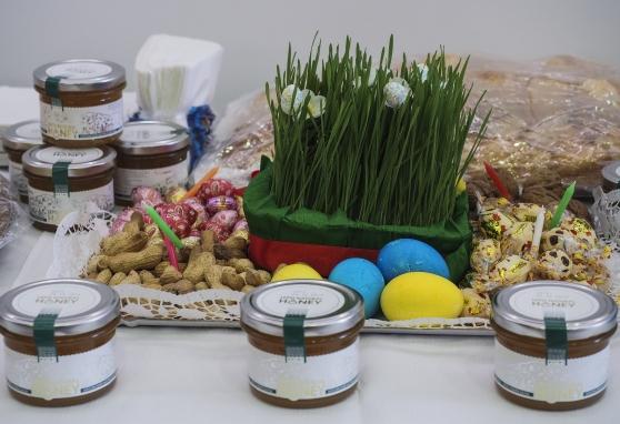 Nevruz proga NVI medikų bendruomenę pasiekė ypatinga dovana