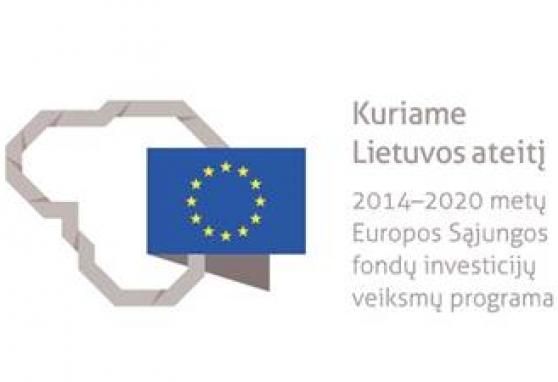 ES lėšomis diegiamos inovatyvios technologijos