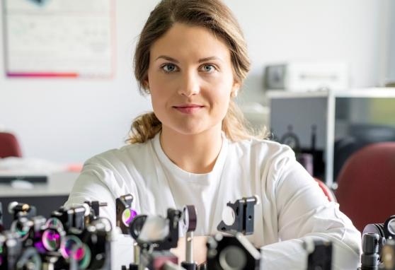 Tarptautinio įvertinimo sulaukusi NVI mokslininkė D. Dapkutė: mokslui reikia moterų