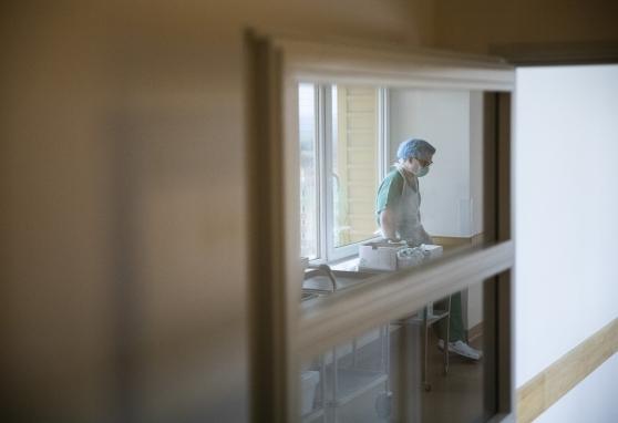 Po karantino ir prieš naują COVID-19 bangą: onkologai dirbs toliau jau įprastu ritmu