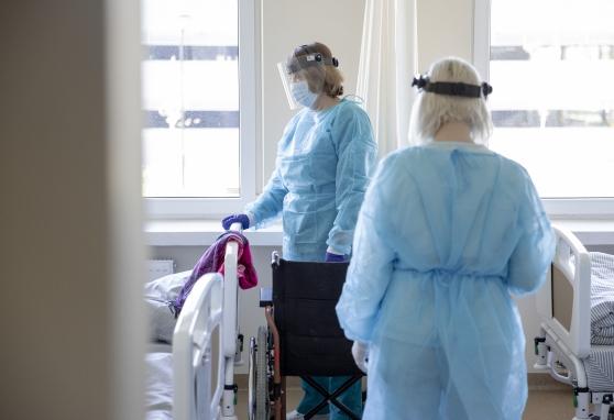 Nepatyriau jokių trukdžių dėl pandemijos ir mano diagnozės patikslinimas, gydymo plano svarstymas įvyko operatyviai – dalijasi patirtimi pacientė
