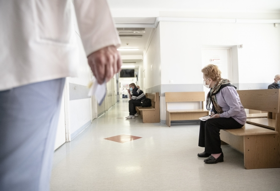 Konsultacinėje poliklinikoje priimame daugiau pacientų: ką reikia žinoti atvykstant