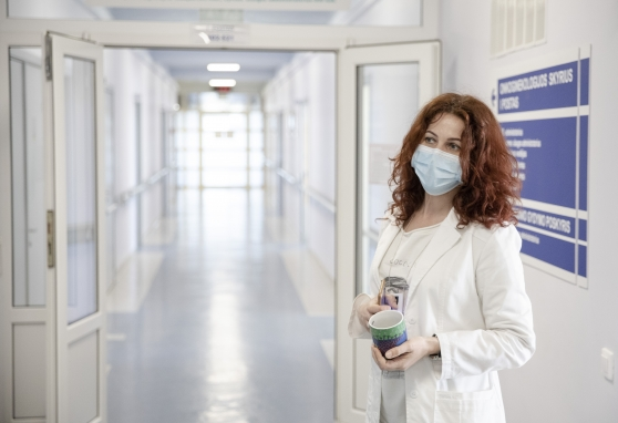 Kokios galimybės aplankyti savo artimuosius NVI klinikoje