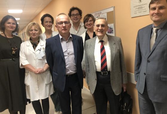 Sėkminga NVI Krūties kompetencijos centro reakreditacija