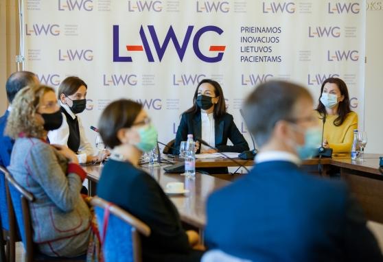 Inovatyvus gydymas Lietuvoje: ką turime keisti, kad nebūtume Europos autsaideriai?
