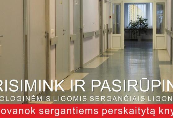 Jungtinės pastangos pacientų gydymo ir gyvenimo kokybei gerinti