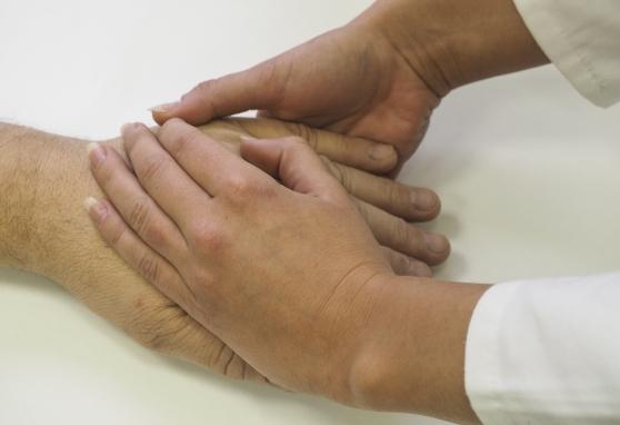 """Padėka paliatyviosios terapijos kabinete dirbančioms """"gerų emocijų provokatorėms"""""""
