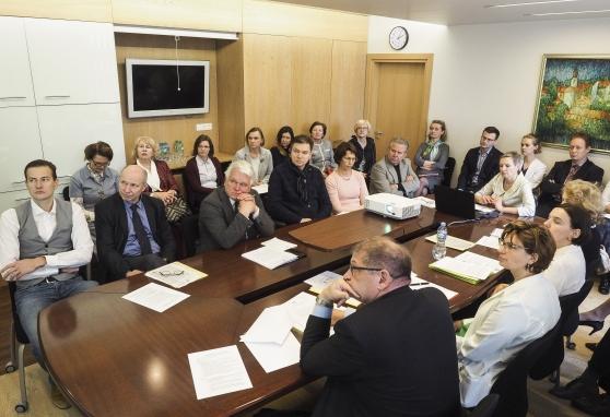 Apvalaus stalo diskusija svarbiais onkologiniams pacientams klausimais