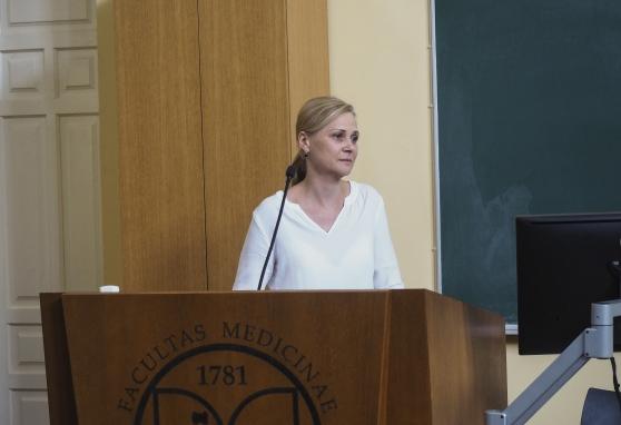 Disertaciją apsigynusi A. Kačėnienė: kam didžiausia savižudybės rizika