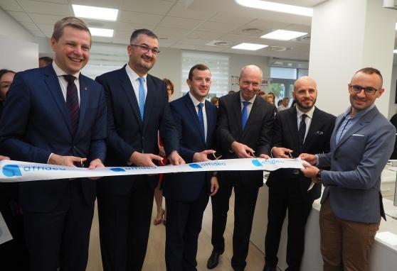 Atidarytas naujas magnetinio rezonanso tomografijos centras