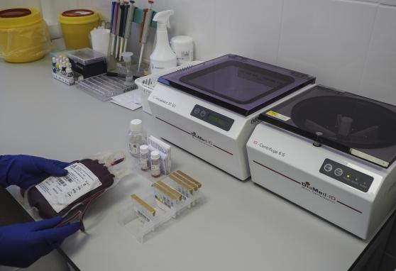 Atnaujintas Laboratorinių tyrimų skyrius: kasmet čia atliekama ketvirtis milijono tyrimų