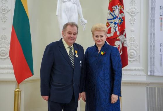 Tarp 100 Lietuvai nusipelniusių žmonių – fitoterapeutas Juozas Ruolia