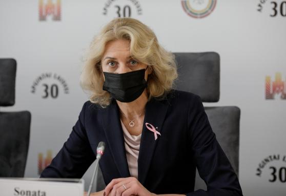 """Prof. Jarmalaitė: """"Sėkmingai vykdoma krūties vėžio prevencijos programa gali trečdaliu sumažinti tikrinamų moterų mirtingumą"""""""