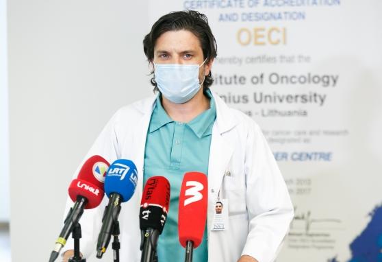 Onkologai sunerimę – kolonoskopiniam ištyrimui atvyksta dvigubai mažiau žmonių